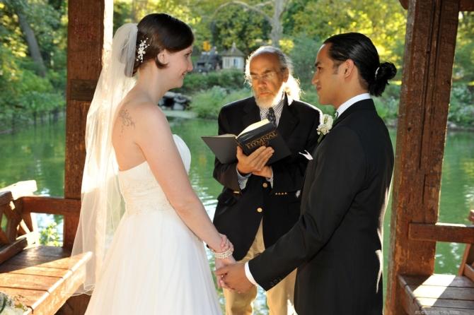 Ceremony in Progress by: Kira Yustak
