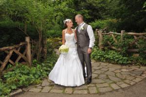 Shakespeare Garden  - Central Park Wedding NYC