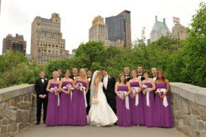 Gapstow Bridge  - Central Park Wedding NYC