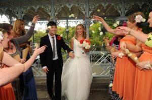 Ladies Pavilion - Central Park Wedding NYC