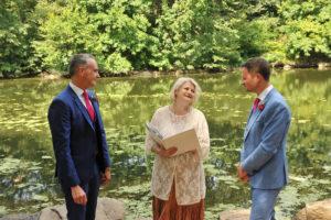 Pool Lawn  - Central Park Wedding NYC