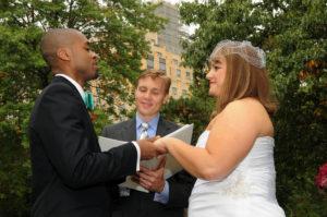 Summit Rock  - Central Park Wedding NYC