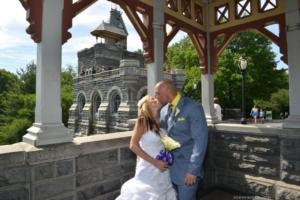 Belvedere Castle - Central Park Wedding