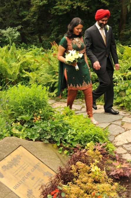 Walking through the Garden by: Steve Worth